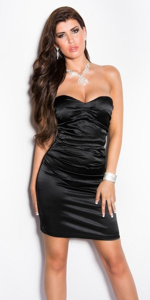 b019b8ec4db Černé koktejlové šaty - Koucla - Večerní šaty a koktejlové šaty - i ...