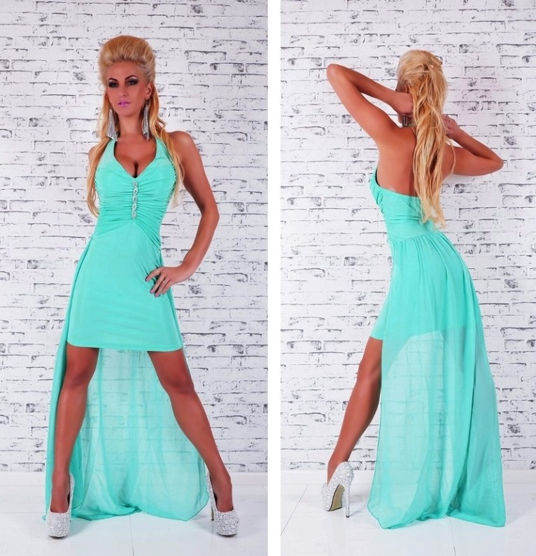 b89ac7145a9 Dámske spoločenské šaty - EU - Krátke plesové šaty - vasa-moda.sk