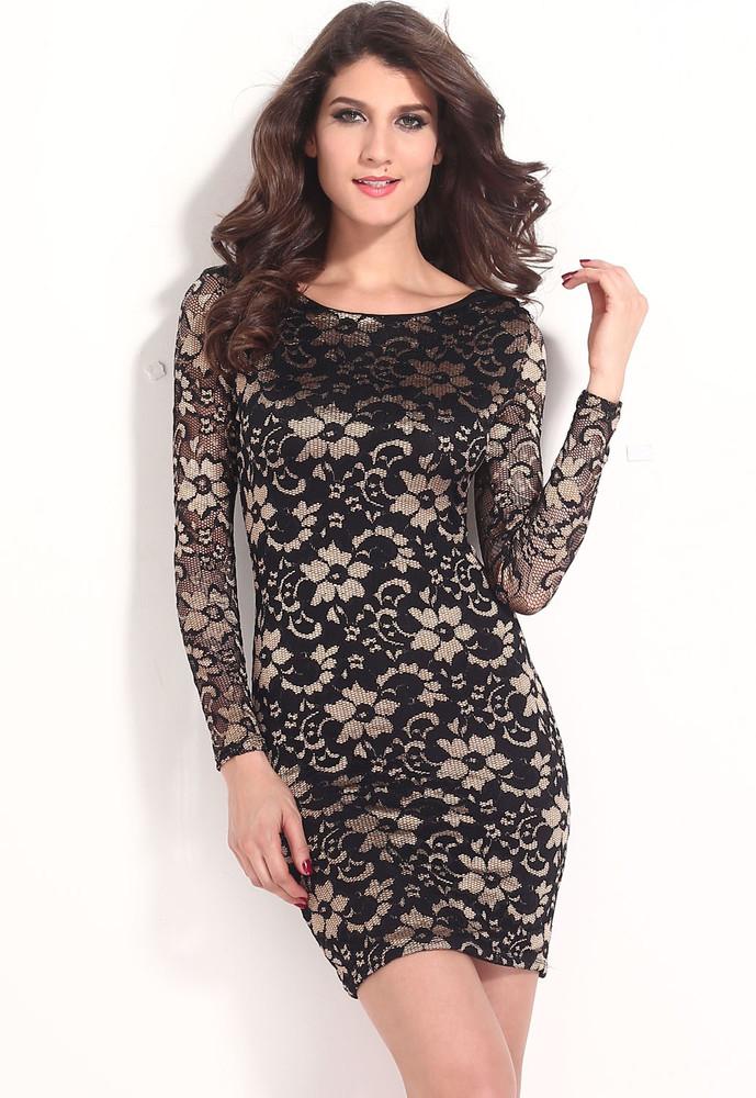 97f7b4138442 Krajkové dámské šaty - DAMSON - Večerní šaty a koktejlové šaty - i ...