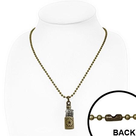 Ocelové pánské náhrdelníky - DAMSON - Velký letní výprodej - i-moda.cz 6fdd55c825c