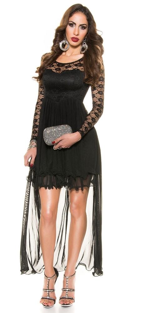 Spoločenské šaty - M Koucla in-sat1089bl
