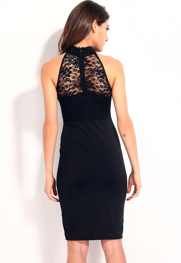 Sexi čipkované šaty - DAMSON - Večerné šaty a koktejlové šaty - vasa ... eae3a00f868