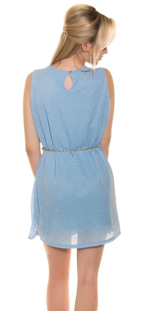 Vzdušné letné šaty - Koucla - Krátke letné šaty - vasa-moda.sk 3f2ecf48330