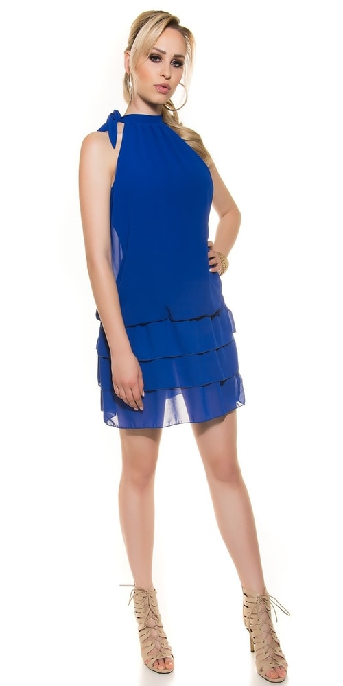 Letné šaty s volánmi - Koucla - Večerné šaty a koktejlové šaty ... 7d2ad9157fb