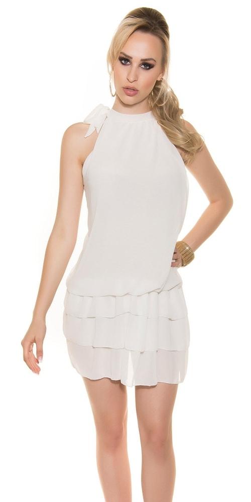 Letné šifónové šaty - Koucla - Večerné šaty a koktejlové šaty - vasa ... e2f645fec9c
