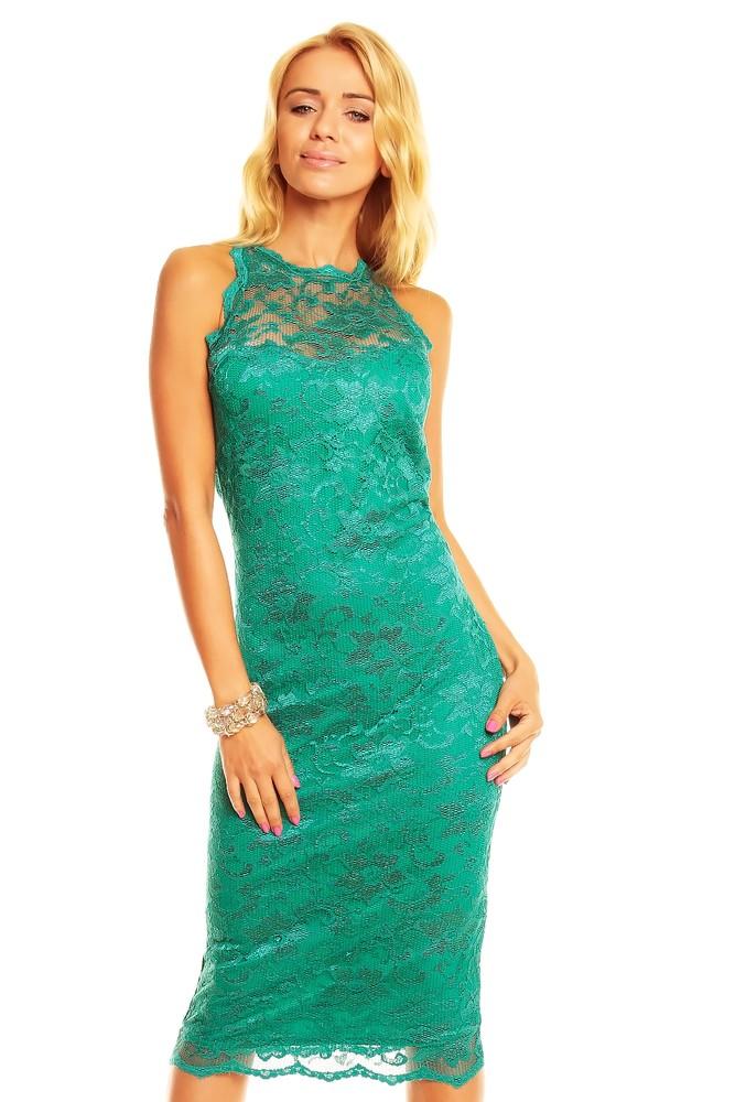 bd4fbe9e413 Krajkové večerní šaty - Mayaadi - Večerní šaty a koktejlové šaty - i ...