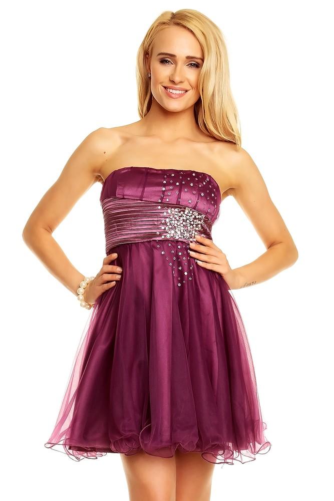 Dámské plesové šaty krátké - Ethina - Krátke plesové šaty - vasa ... c6e54e9ce6