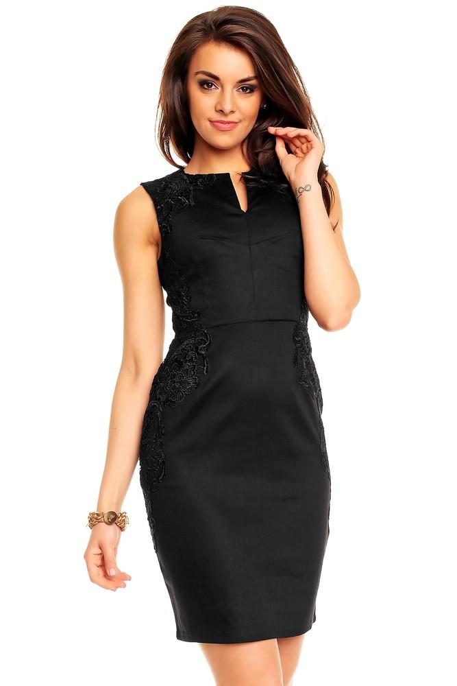 05887330704 Elegantní pouzdrové šaty - Mayaadi - Večerní šaty a koktejlové šaty - i ...