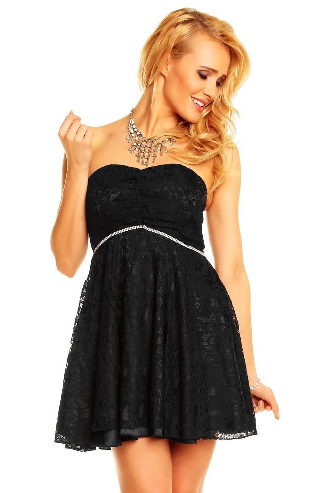 Plesové krátké šaty - Ethina - Krátke plesové šaty - vasa-moda.sk 0b2f53a6ef