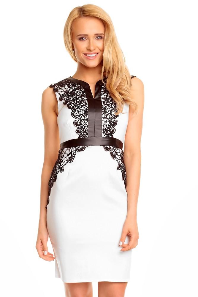 Elegantní pouzdrové šaty - Mayaadi - Večerní šaty a koktejlové šaty - i ... b991d03edd