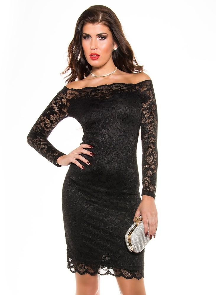 Krajkové společenské šaty - Koucla - Večerní šaty a koktejlové šaty - i ... 1bac15875b5