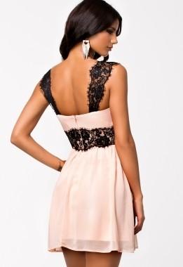 372201b2cd2 Plesové šaty krátké - DAMSON - Večerní šaty a koktejlové šaty - i ...