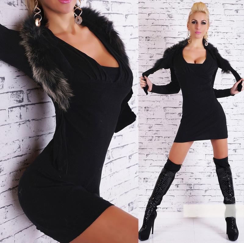 7aebe067170 Dámské pletené šaty - EU - Úpletové šaty - vasa-moda.sk