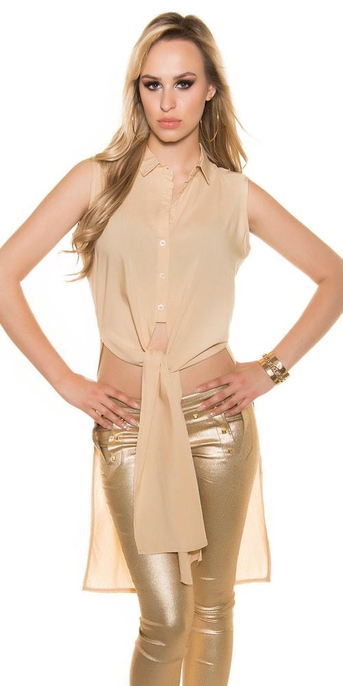 Trendy dámska blúzka - XL Koucla in-ha1109be