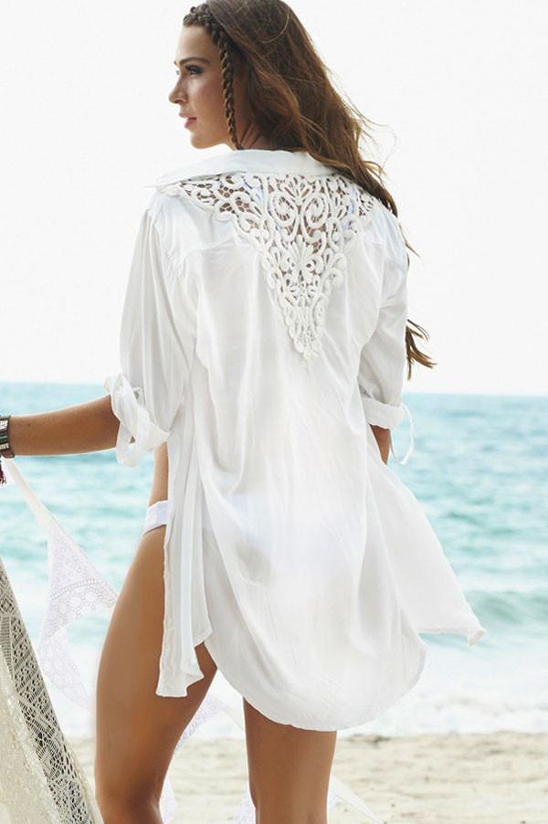 Plážová tunika - DAMSON - Plážové šaty - vasa-moda.sk 7be2bd8ad9