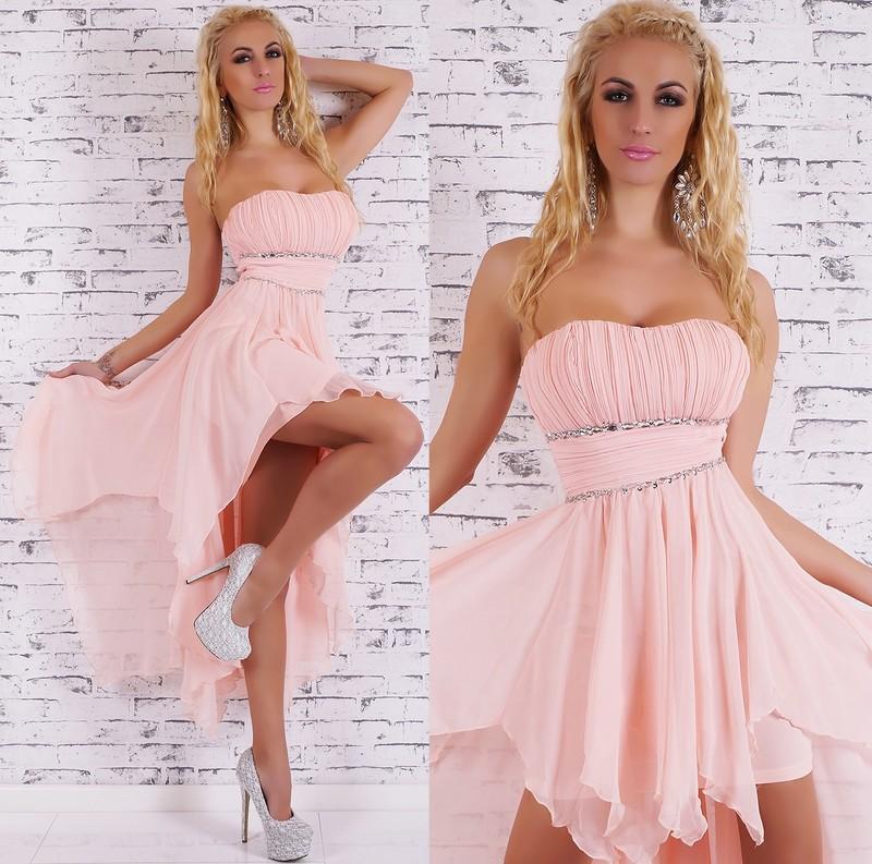 d99e6428a9c Šaty na ples - růžové - EU - Večerné šaty a koktejlové šaty - vasa ...
