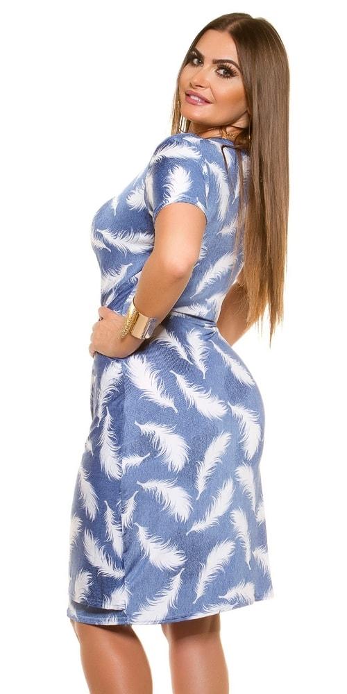 Zavinovacie šaty pre plnoštíhle - Koucla - Šaty pre plnoštíhle ... fa930a0ad3a
