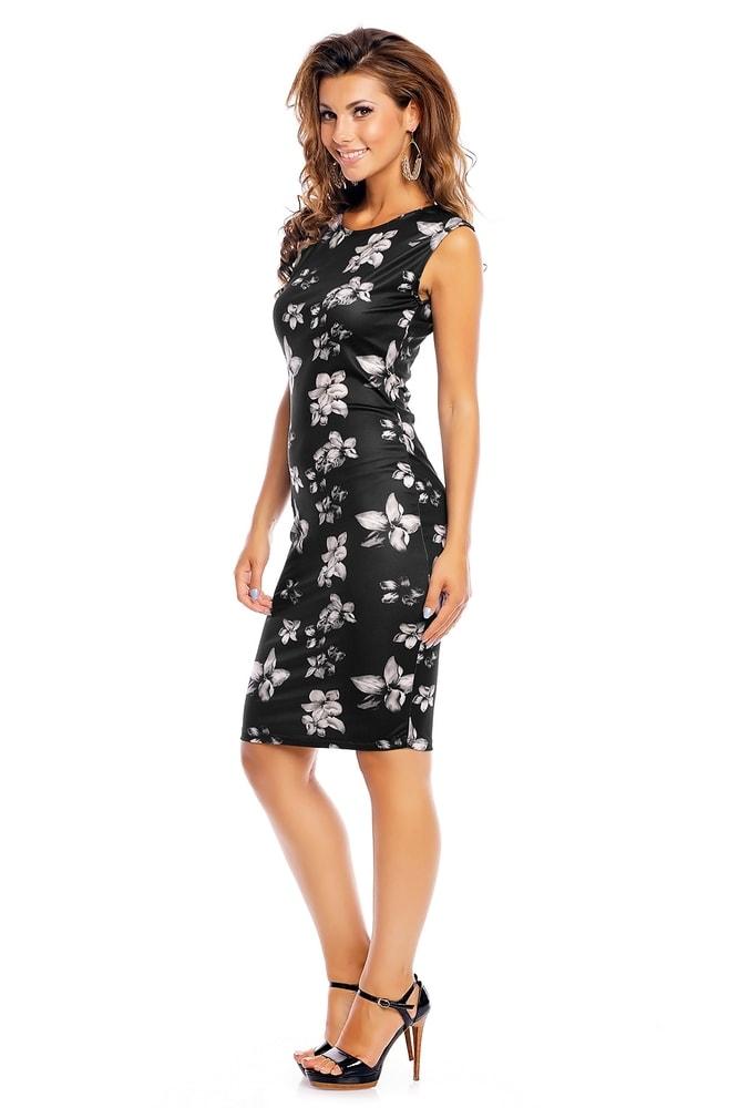Letné kvetované šaty - EU - Večerné šaty a koktejlové šaty - vasa ... b41c52f0416