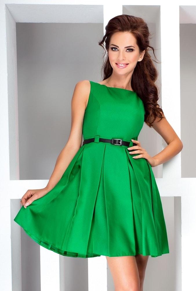 Dámské elegantní šaty- 6-12 - Numoco - Večerní šaty a koktejlové ... 74da3c4ebad