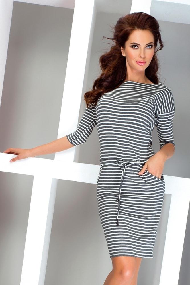 Letné dámske šaty 13-11 - Numoco - Šaty pre voľný čas - vasa-moda.sk 55de360c136