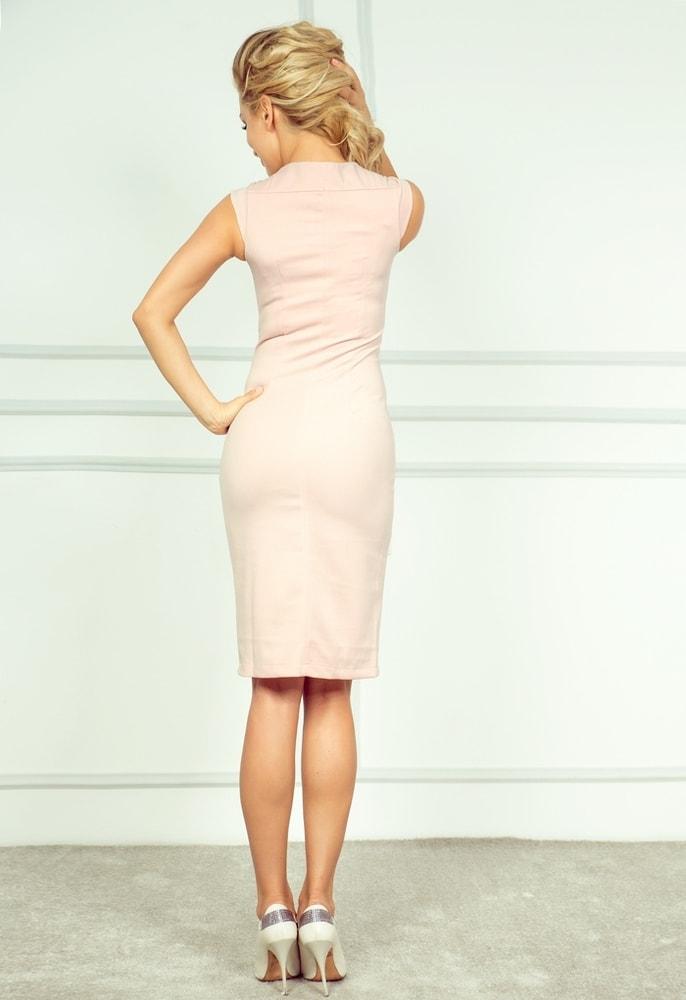 Dámske puzdrové šaty 53-6 - Numoco - Business šaty - vasa-moda.sk 611966264e8