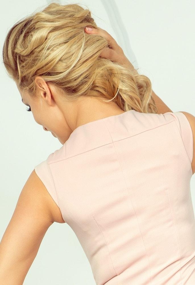 Dámske puzdrové šaty 53-6 - Numoco - Business šaty - vasa-moda.sk 06fbb385ce5