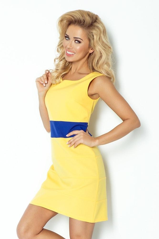 8b03a88cd81 Dámske elegantné šaty 102-1 - Numoco - Krátke letné šaty - vasa ...