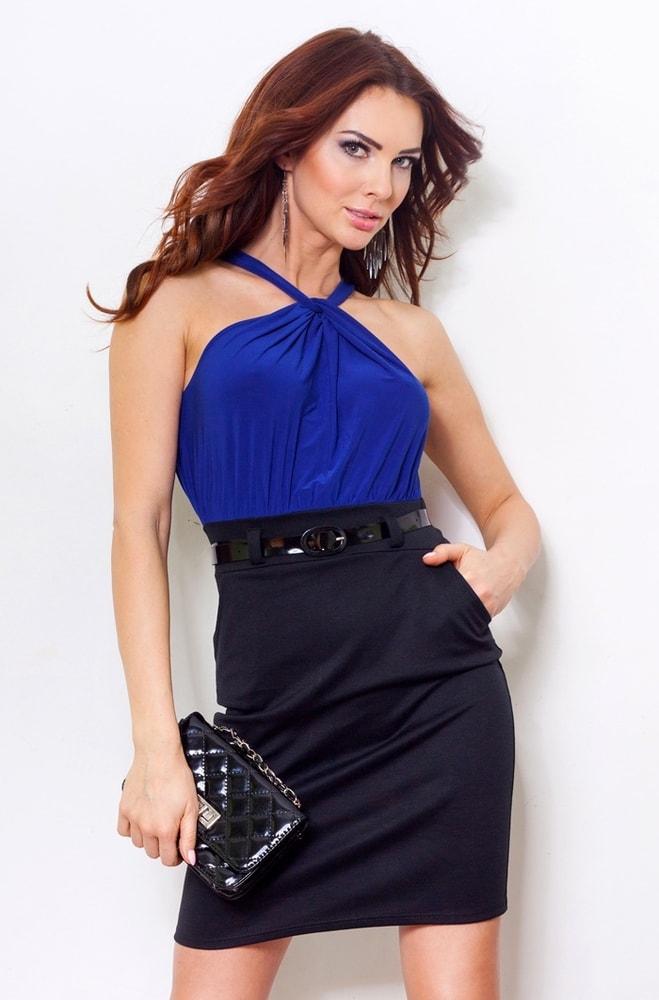 237b2a1ee00 Dámské společenské šaty 15-1 - Shop a Fashion - Večerní šaty a ...