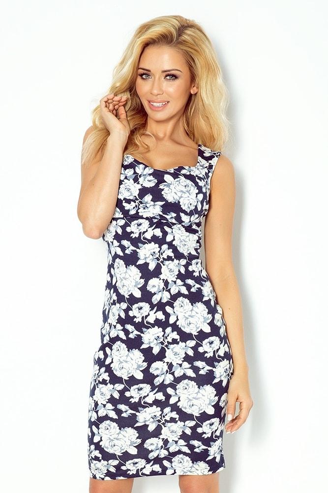 Dievčenské šaty s potlačou 104-2 - Numoco - Krátke letné šaty - vasa ... 4c838f8ff7e