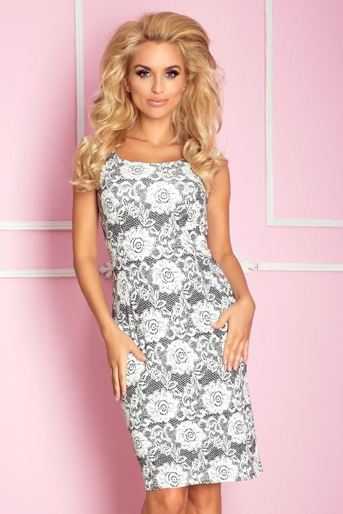 Elegantné dámske šaty 53-7 Numoco nm-sat53-7