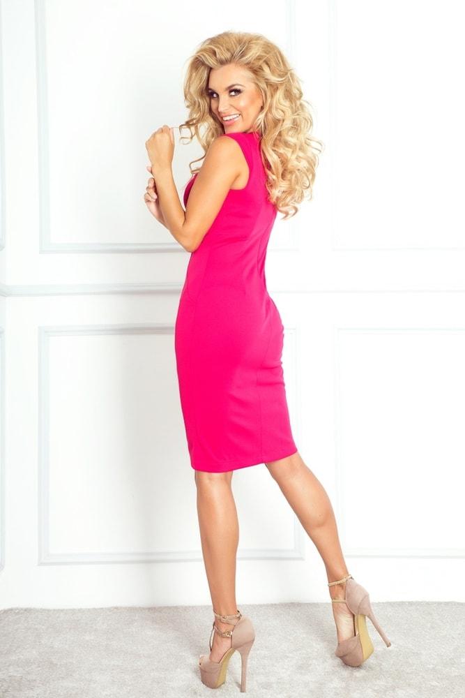 Dámske puzdrové šaty 53-11 - Numoco - Business šaty - vasa-moda.sk ac76d287f4e