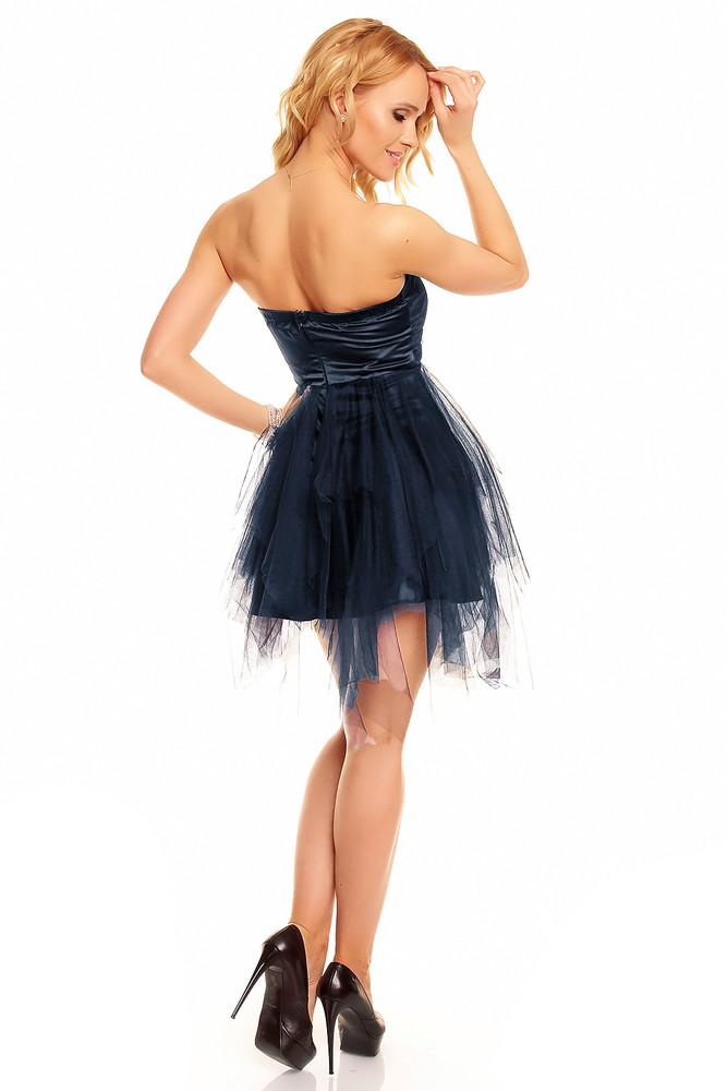 Plesové šaty krátké - Ethina - Krátke plesové šaty - vasa-moda.sk 2b7b0470ce