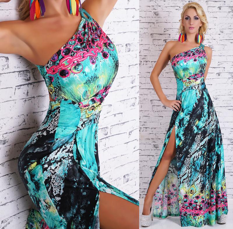 Dlouhé letní šaty - EU - Dlouhé letní šaty - i-moda.cz 93ac864727
