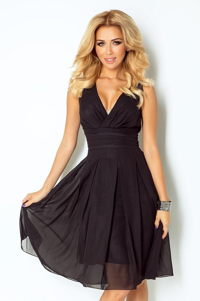 Společenské dámské šaty 35-6 - Numoco - Krátké plesové šaty - i ... 454ddb4e94