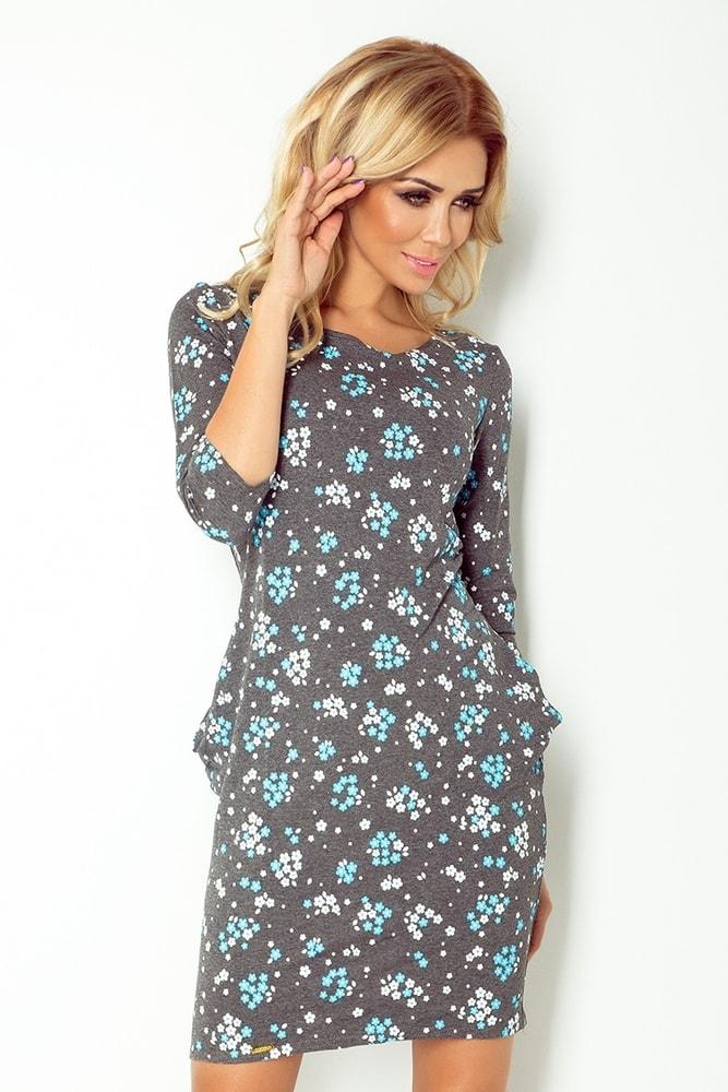 Dámske šaty s vreckami 40-9 - XL Numoco nm-sat40-9 78af3c74a89