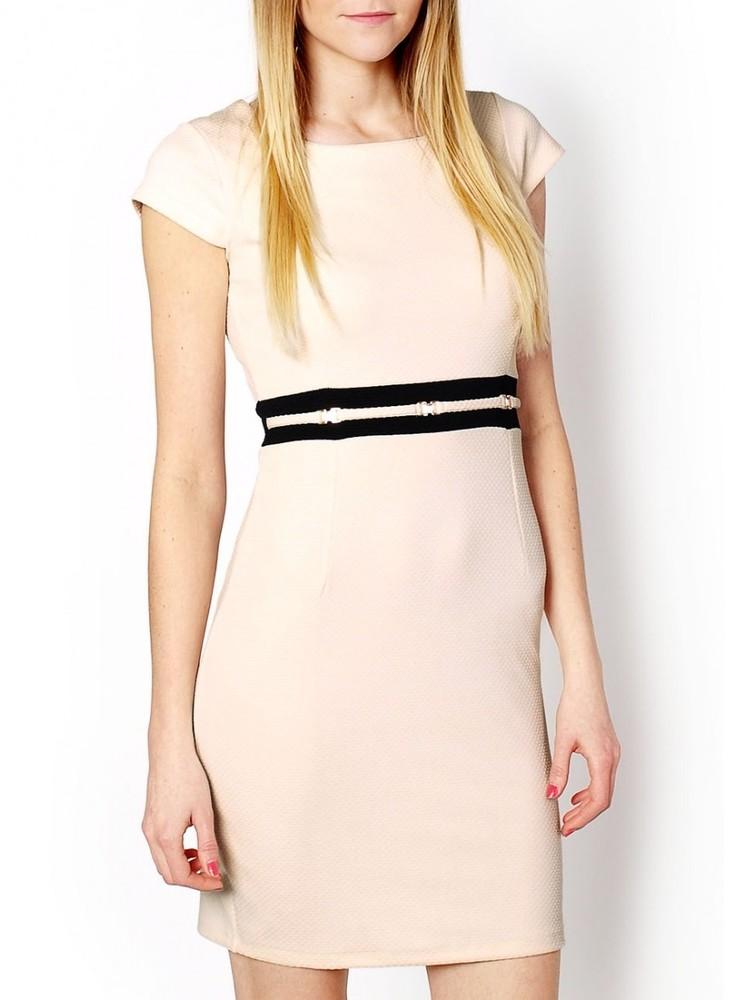 Elegantné puzdrové šaty - EU - Puzdrové šaty - vasa-moda.sk 54dc9866b28