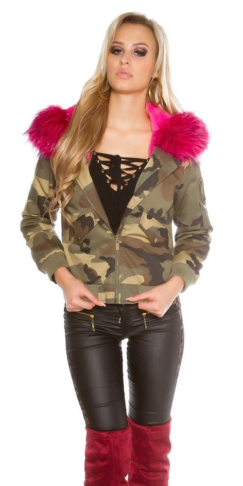 Dámska zimná bunda Koucla in-bu1168pi