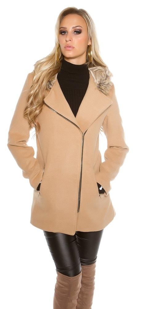 Dámský elegantní kabát. Domů ›  Dámské oblečení ›  Dámské kabáty ›  Dámské  kabáty zimní › ... 57c97b8585e