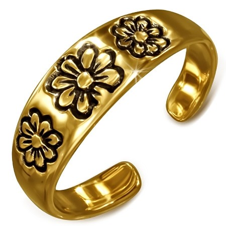 Prstene na nohu bronzovej DAMSON th-bzt008