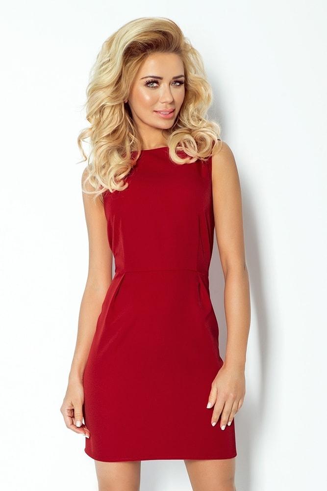 Dámske elegantné šaty 103-4 - L Numoco nm-sat103bo