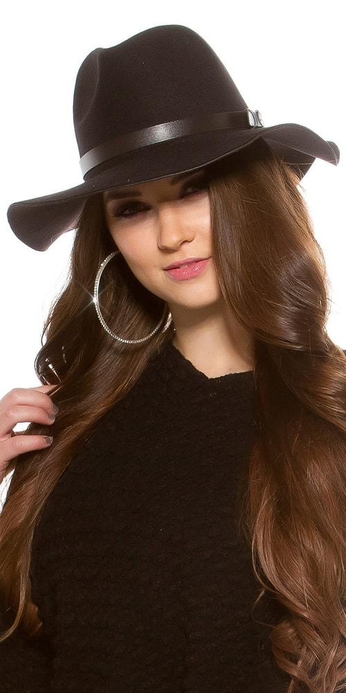 Dámske klobúky Koucla in-ce1053bl