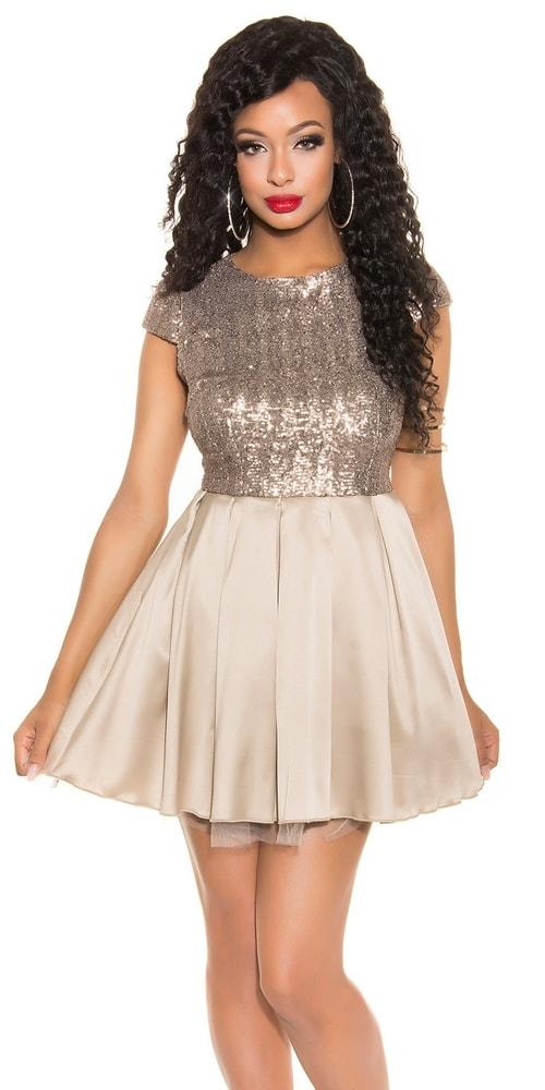 Dámske spoločenské šaty Koucla in-sat1473be
