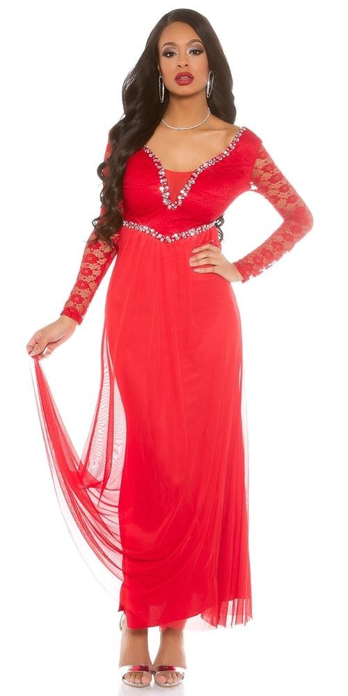 Dámske spoločenské šaty Koucla in-sat1485re