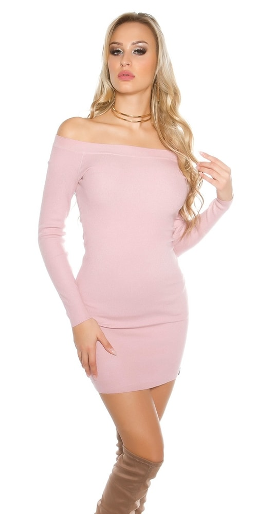 Dámské úpletové šaty - Koucla - Úpletové šaty - i-moda.cz 5d1cf4542d