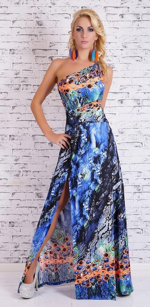 Dlouhé letní šaty a91eac95a8