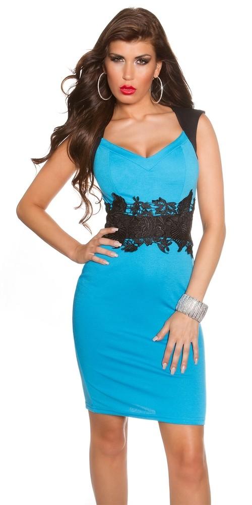 Spoločenské puzdrové šaty - Koucla - Večerné šaty a koktejlové šaty ... 35a50816e12