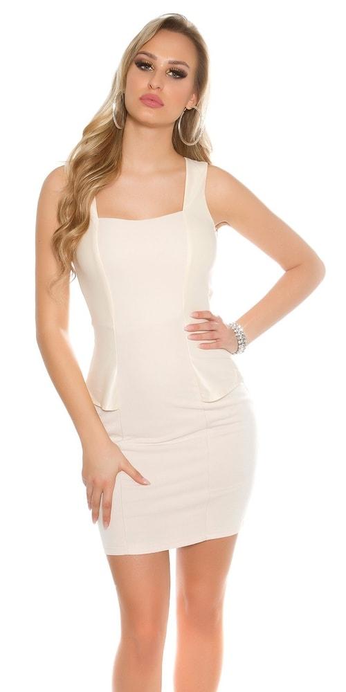 Dámske elegantné šaty - S Koucla in-sat1438be