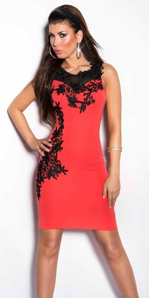 Puzdrové spoločenské šaty - Koucla - Večerné šaty a koktejlové šaty ... d877f274062