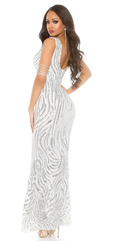 b7266675881 Plesové dámské šaty - II. jakost - Koucla - Výprodej oblečení II ...