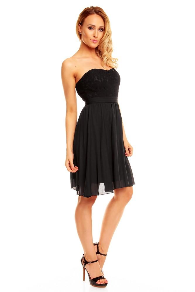 Koktejlové šaty - černé - EU - Večerní šaty a koktejlové šaty - i ... bae30766b4
